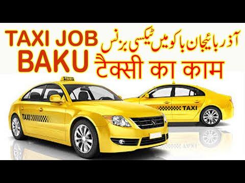 Latest News On Baku Azerbaijan   Good News for Taxi Business    Work Visa   Residence Visa