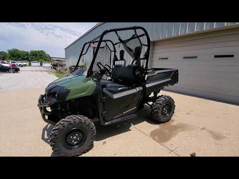 2019 Honda Pioneer 700 at Bartlesville Cycle Sports in Bartlesville, OK