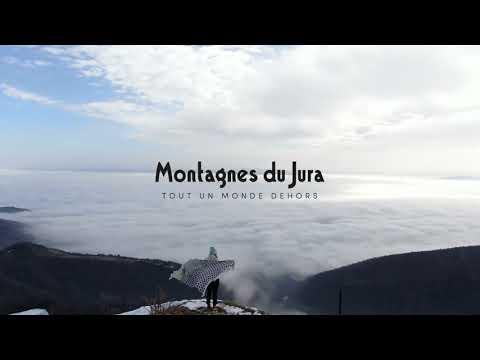 Vidéo LES MONTAGNES DU JURA - BILLBOARD TV