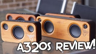 ARCHEER A320S REVIEW! TRUE WIRELESS STEREO!