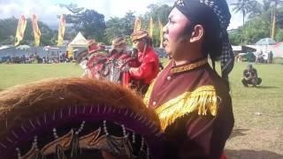 Festival Ebeg Banyumasan Wahyu Turonggo Kembar Pabuaran 29 Maret 2017 Janturan