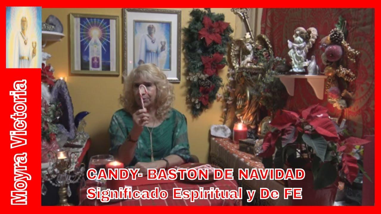 Candy Baston De Navidad Significado Espiritual Y De Fe Moyra