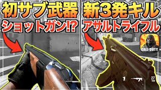【激ヤバ】次に追加される武器2丁が本気でヤバい件.... マジか.....【CODモバイル】【IQ】