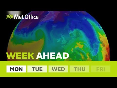 Week ahead – Turning colder… 14/01/19