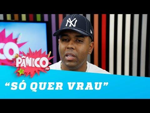 """MC MM explica o sucesso de """"Só Quer Vrau"""""""