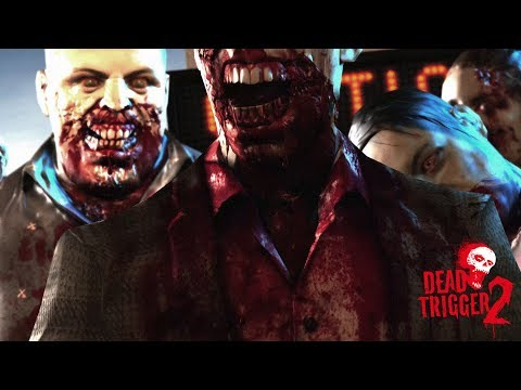 DEAD TRIGGER 2: Tournament Update Trailer