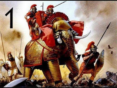 Rome 2 Radious Mod- Seleucid Empire Part 1