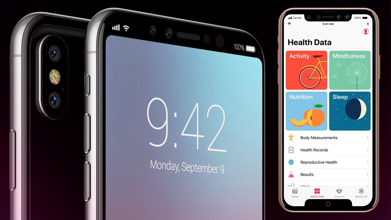IPhone X New Color Name Features Leaks