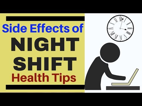 Night Shifts Problems And Night Shift Health Tips You Must Know