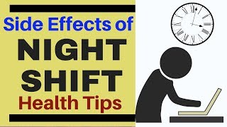This video is about the night shift problems. many employees are working in shifts. long term shifts creates a lot of health video...