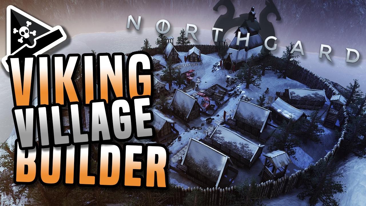 Viking Village Builder Northgard Gameplay Northgard