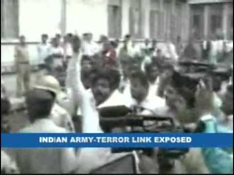 Indian Army Officer In Custody For Terror Links