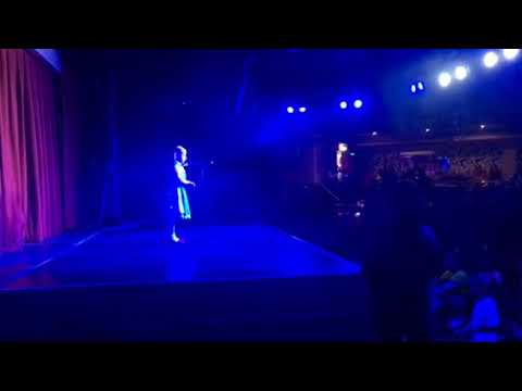 Amazing 5 year old girl wins singing Somewhere Over The Rainbow at Talent Competition video