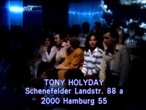 Tony Holiday   Rio   Disco   1982