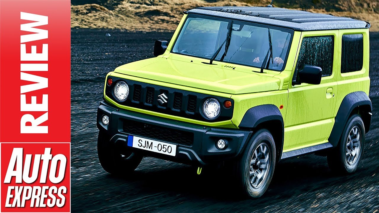 new suzuki jimny review 2018 off roader is tiny but. Black Bedroom Furniture Sets. Home Design Ideas