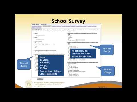 GaDOE Instructional Technology Advisory Committee 10-21-2014