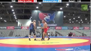 E Division 76KG - Arthur De La Cruz vs. Mohammad Taheri