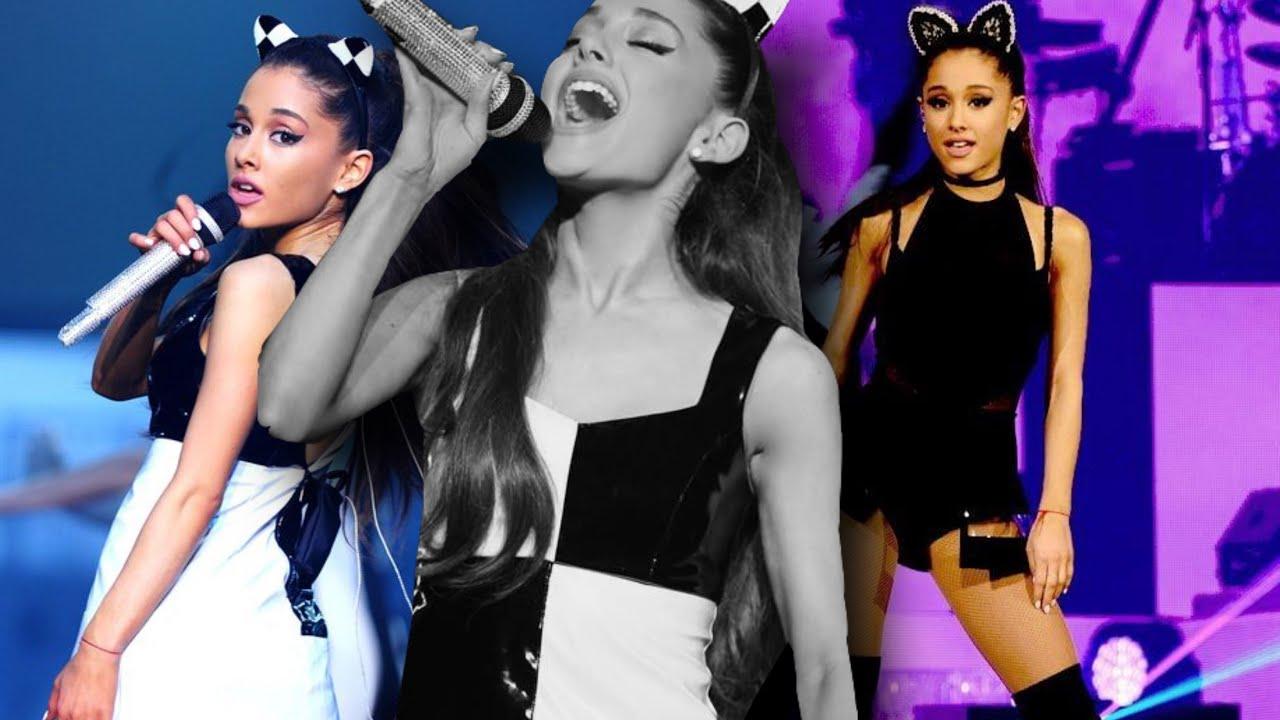 Ariana Grande - Honeymoon World Tour Montage