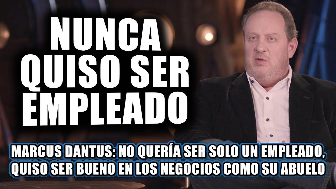 Marcus Dantus de Shark Tank México / Su Historia / ¿Cómo Se Hizo Rico?