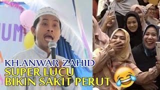 Download KH.ANWAR ZAHID SUPER LUCU TERBARU