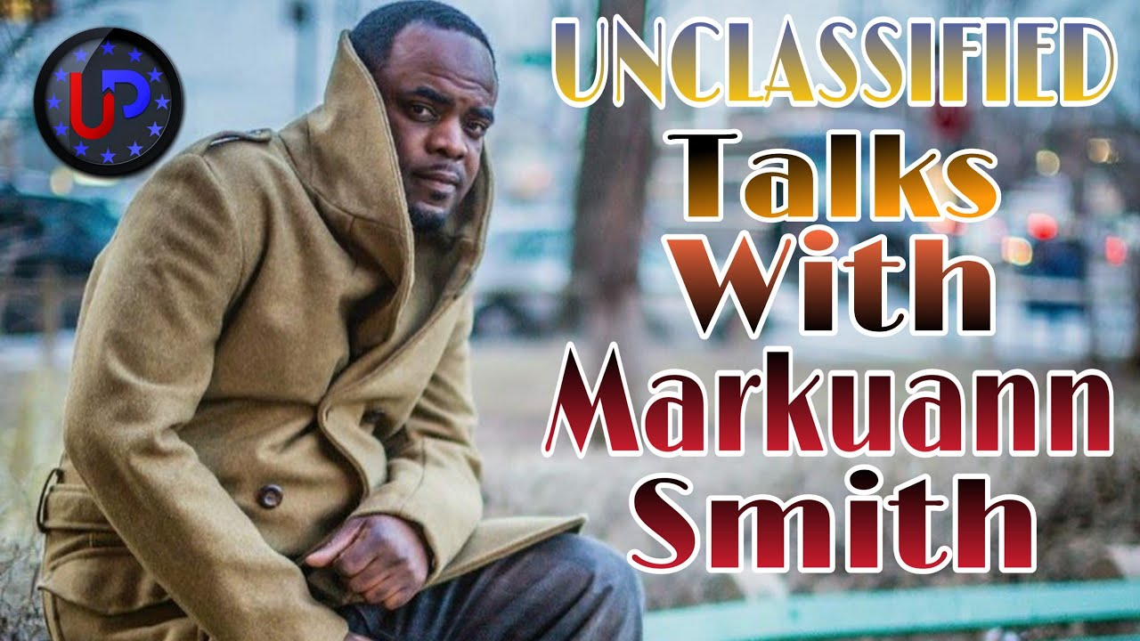 "Unclassified Talks with: Markuann Smith The Initiator Behind ""Godfather of Harlem"""