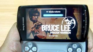 First Look: Sony Ericsson Xperia Play -- Gaming Experience