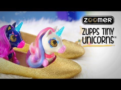 Zoomer   Zupps Tiny Unicorns   TV Commercial
