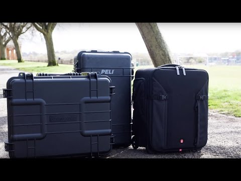 Best Camera Bags: Hard Cases And Rolling Bags | Transport Your Photography