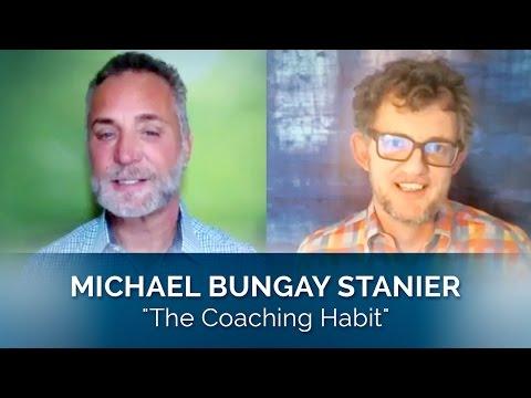 ".TheDovBaron's #Leadership & Loyalty Show: Michael Bungay Stanier ""The Coaching Habit"""