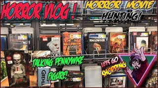 Horror Movie Shopping Vlog || Christian Hanna Horror || Child's Play 2019 Thoughts
