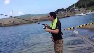 釣り( ̄^ ̄)ゞ飛島