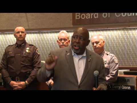 Colorado Springs Community Response to the Dallas Tragedy