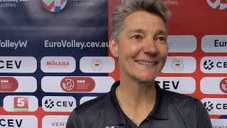 Interview mit Saskia van Hintum nach der erfolgreichen EM-Quali am 14.05.2021