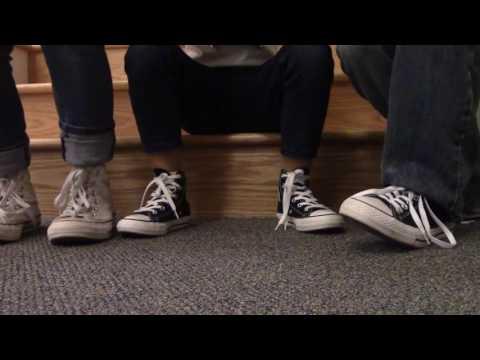 Olivia Baldino Converse Commercial 2 Nov 2016