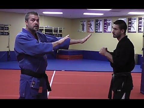 How to defend against a street fight punch / avoid a one punch knockout - Victor Marx