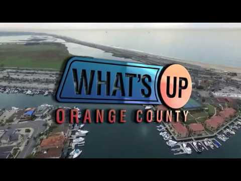 What's Up Orange County TV Show Opening 2018