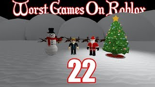 Worst Games On Roblox #22