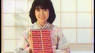 CM 牛乳石鹸共進社 赤箱/フロリダ/シャワラン 1982年