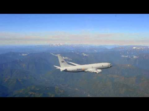 Boeing's P-8I aircraft for India makes first flight
