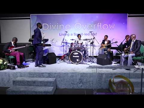Gospel jazz in the city _ when Jesus says yes! _ DrumPIPO Ensemble and Ola sax