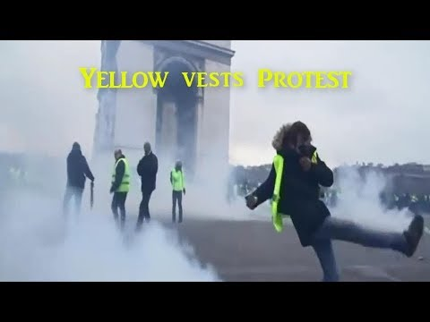 Yellow Vests protest: Yellow Vests protest goes into 9th week in France