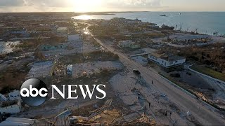Bahamas death toll after Dorian expected to spike l ABC News