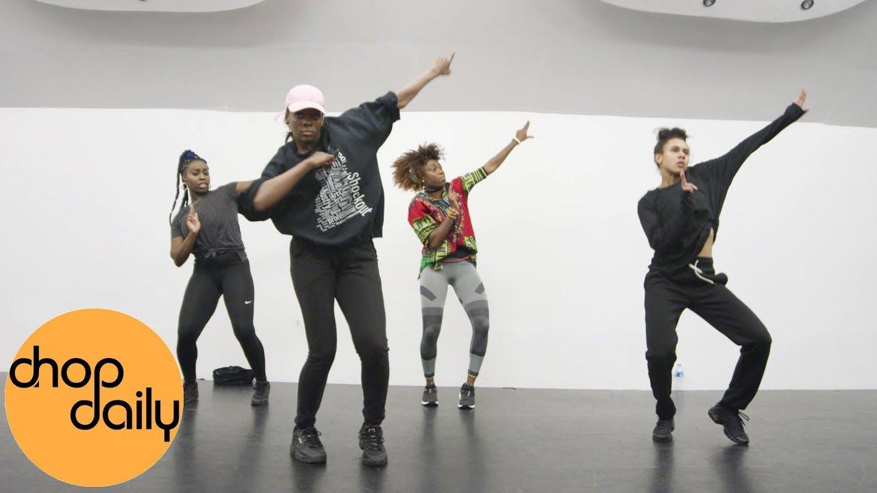 WSTRN - Ben' Ova Choreography