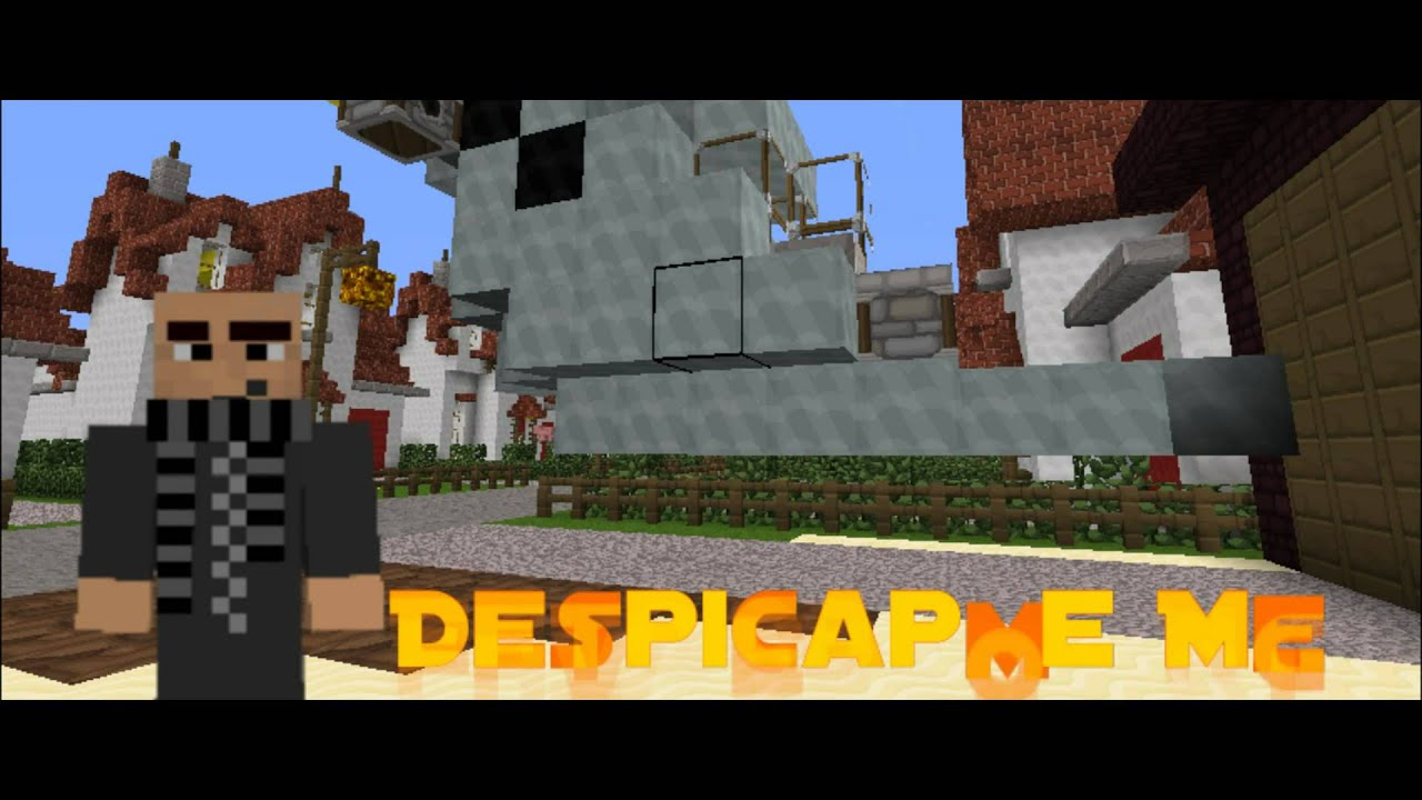 Minecraft Despicable Me