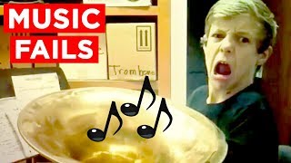 MELODIC MUSICAL MELTDOWN! | MUSIC FAILS! | Fail Videos From IG, FB, Snapchat And More! | Mas Supreme