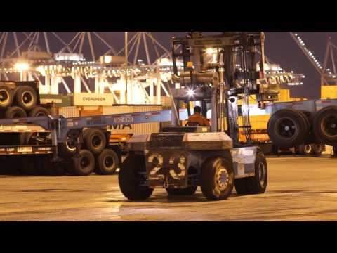 APM Terminals Los Angeles -  Trucker Safety Briefing