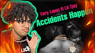 Tory Lanez - Accidents Happen (feat. Lil Tjay) - REACTION