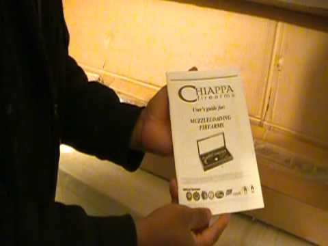 Chiappa Firearms 1861 Springfield Rifle Musket Unboxing