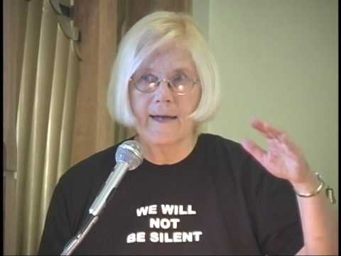 Veterans Speak Out: Flotilla to Gaza- Ann Wright