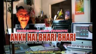 ANKH HAI BHARI BHARI INSTRUMENTAL MUSIC STUDIOVTC AUSTRALIA